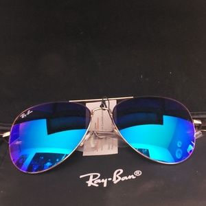 Two colors raybans